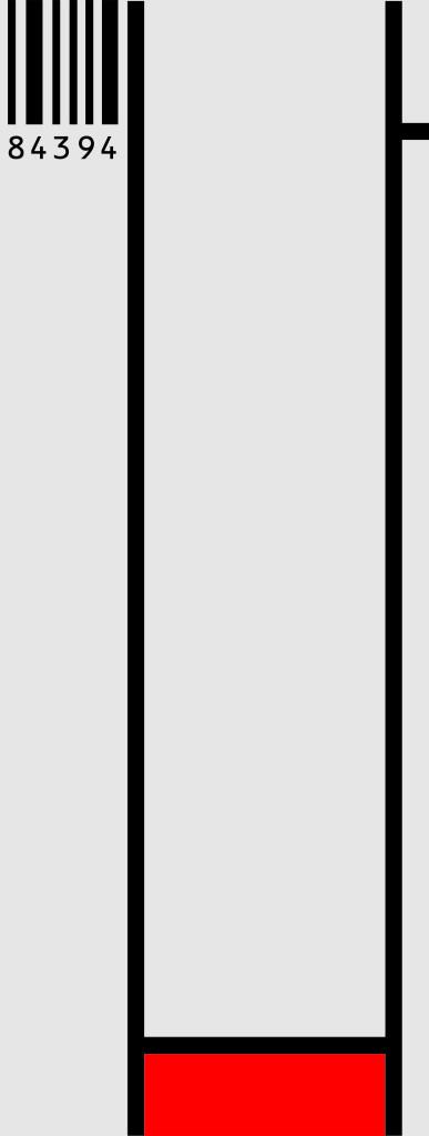 mondrian 005 10cm