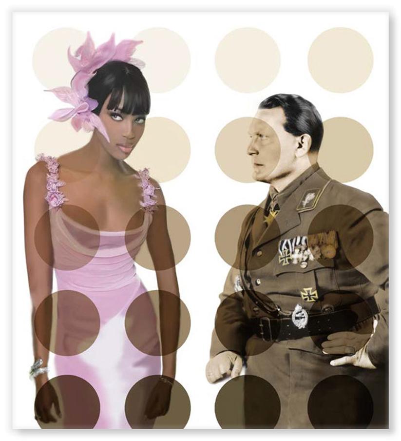 Noemi und Goering