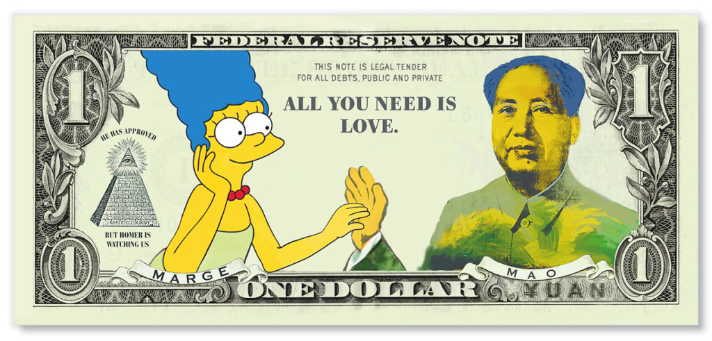 marge and mao