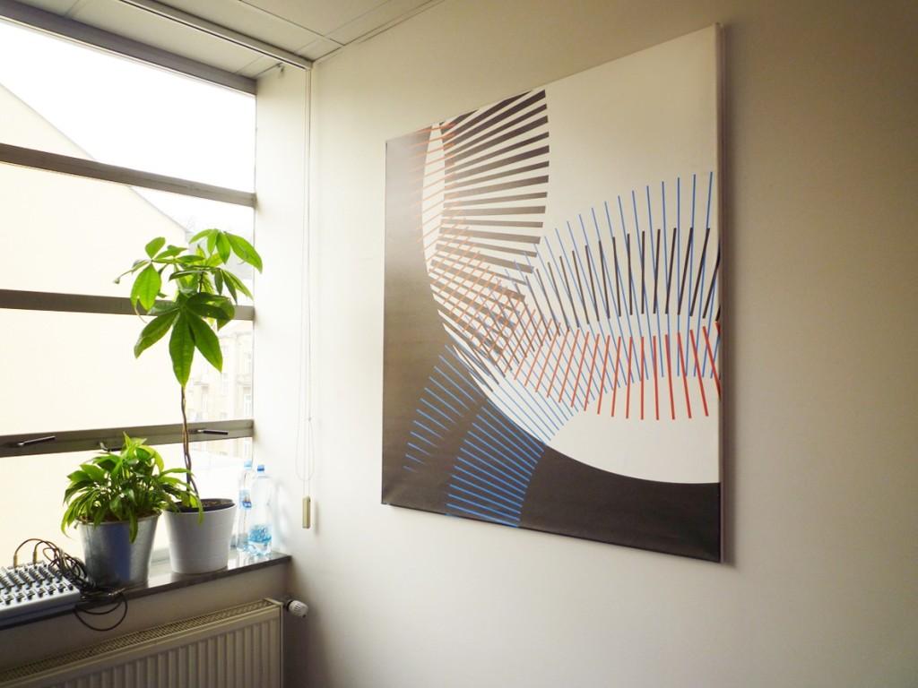 investice do umění  after Frantisek Kupka Nextmoderna